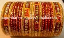 Handmade Indian Lakh Bangles From Jaipur