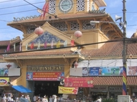 Binh Tay mercado