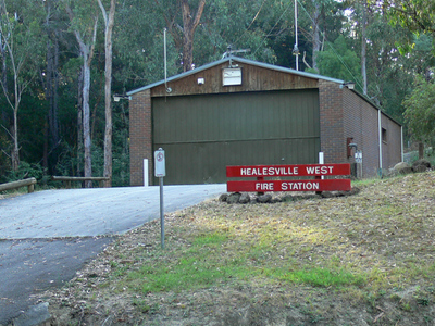 Healesvillewestfirestation