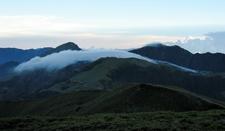 Hehuanshan East And Main Peak