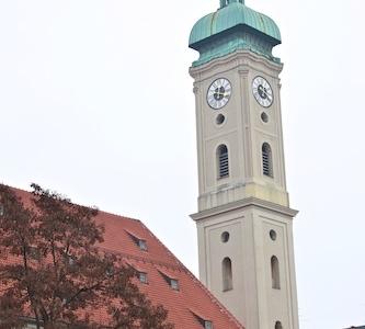 Heiliggeist Church