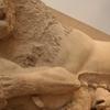 Hekatompedon Sculpture