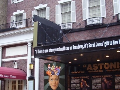 The Helen Hayes Theatre, 2006