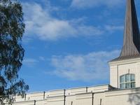 Helsínquia Finlândia Templo