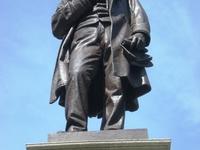 Thomas A. Hendricks Monument