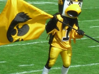 University Of Iowa Mascot, Herky