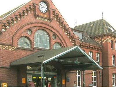 Hamburg-Harburg Station