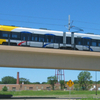 Hiawatha Light Rail Car To Midtown Station