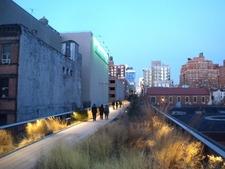 20th Street In Twilight