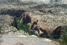 The Canyons After The Escalante River