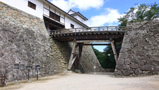 Tenbin Yagura And Rokabashi Bridge
