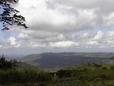 Hills Overlooking Aburi