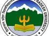 Himachal  Pradesh  University  Shimla