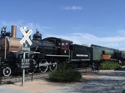 Historic Magma Arizona Railroad