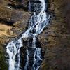 Hjellefossen Waterfall In Utladalen