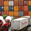 Container Handling In Hong Kong