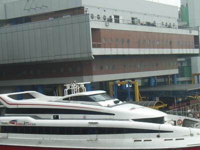 Macau Ferry Piers
