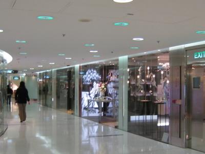Princes Building Interior