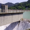 H K Shing Mum Reservoir Valve Tower Bellmouth Steel Bridge