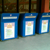 Shtain Public Library Book Drop Boxes