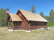 Hockett Meadow Ranger Station
