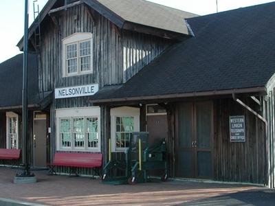 Hocking  Valley Railway