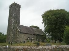 Hodgeston Parish Church From The South