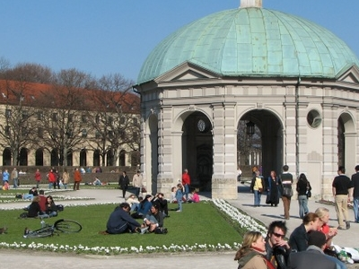 The Hofgarten