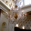 The Chandelier In The House Of Lords