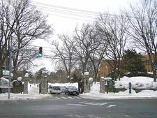 Hokkaido University Main Gate