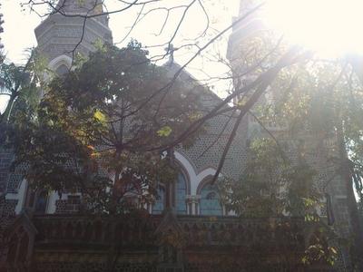 Holy Name Cathedral Mumbai