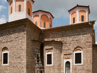 Church Of Etropole Monastery