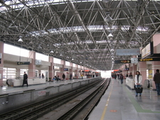 Hongqiao Road Station