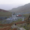 The Top Of Honister Pass