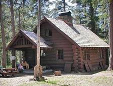 Horseshoe Lake Ranger Station