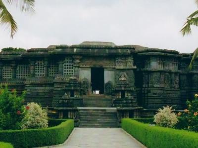 Hoysaleshvara  Temple