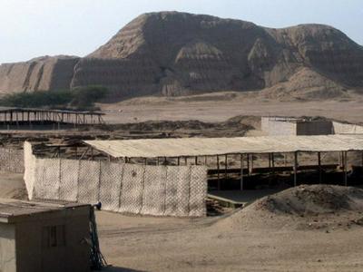 Huaca  Sol Lou