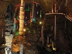 Huanglong Cave