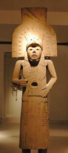 Huastec Statue Tampico