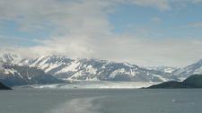 Hubbard Glacier Far