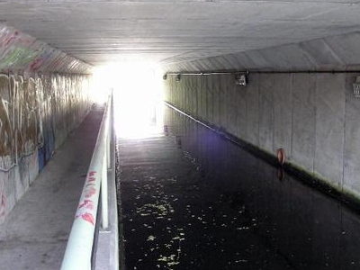 Wakefield Road Tunnel