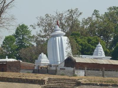 Bimaleswar Temple, Huma