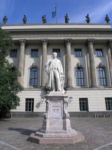 Humboldt University Main Building