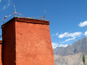 Hundur Monastery