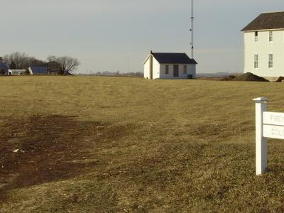 Icarian Colony Site Near Corning Iowa