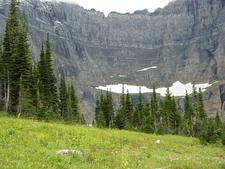 Iceberg Lake Trail - Glacier - Montana - USA