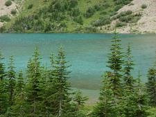Iceberg Lake Trailviews - Glacier - Montana - USA