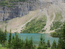 Iceberg Trailviews - Glacier - Montana - USA