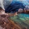 Ice Cave In British Columbia