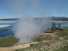 Ice Lake Trail - Yellowstone - USA